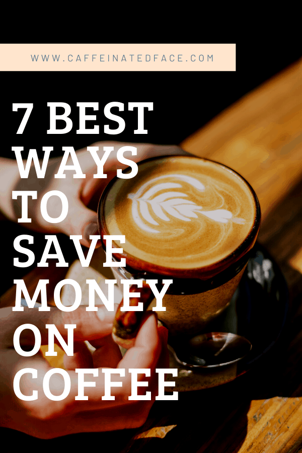 save money on coffee