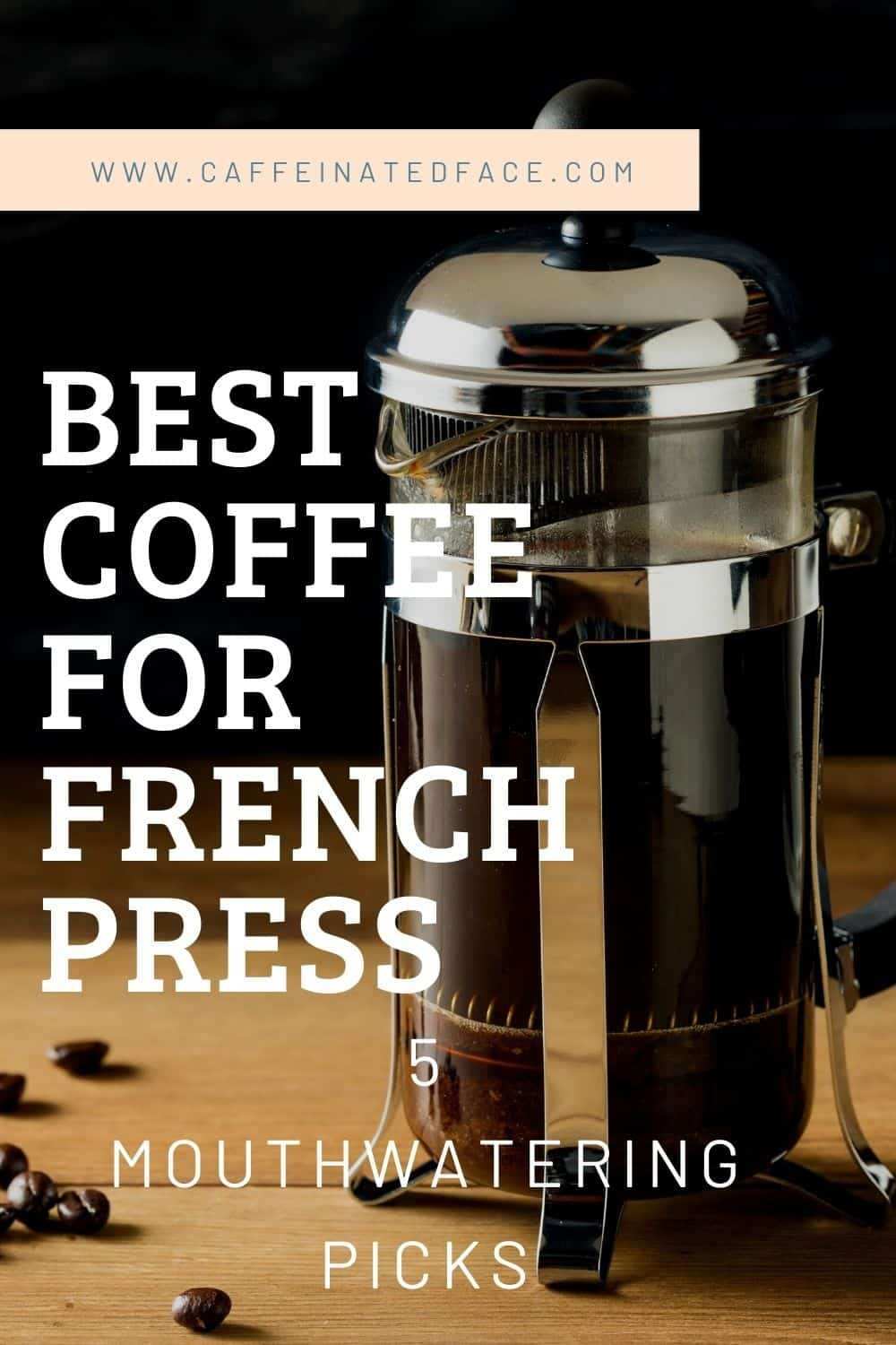 BEST COFFEE FOR FRENCH PRESS-
