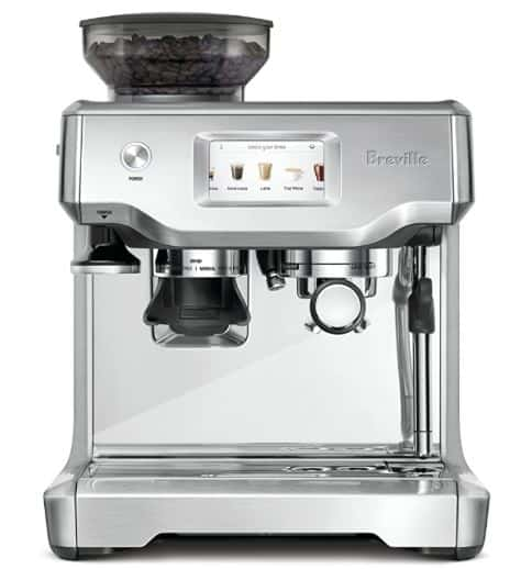 barista touch breville