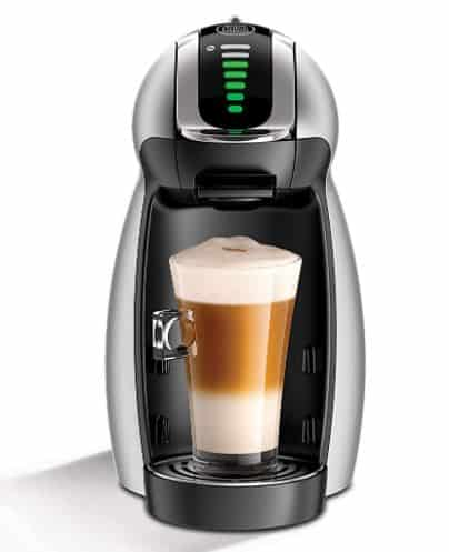 dolce gusto latte pod machine