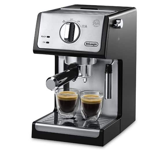 ecp3420 bar pump espresso machine