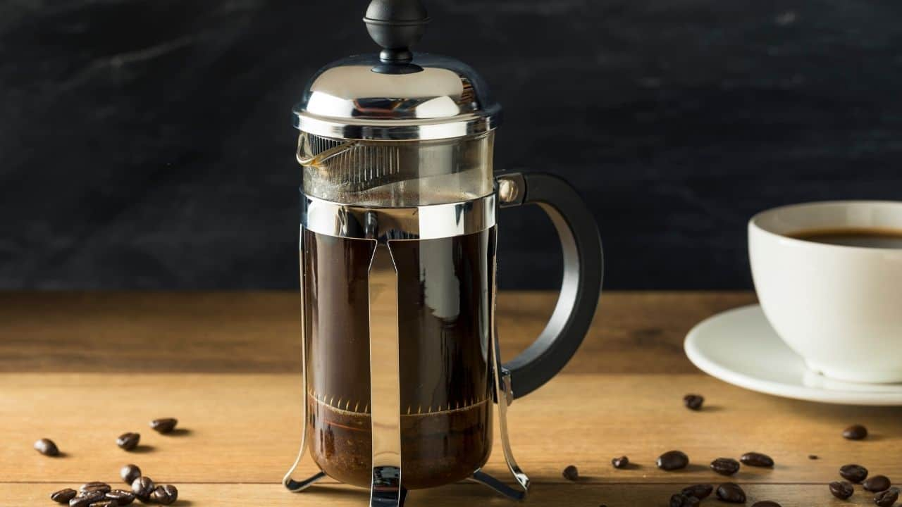 how long should you brew french press for