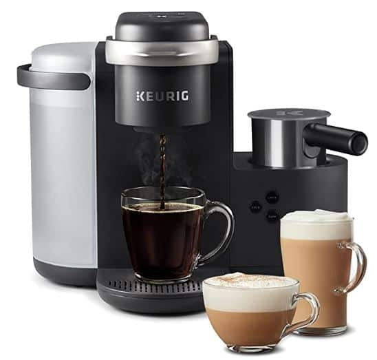 keurig latte machine