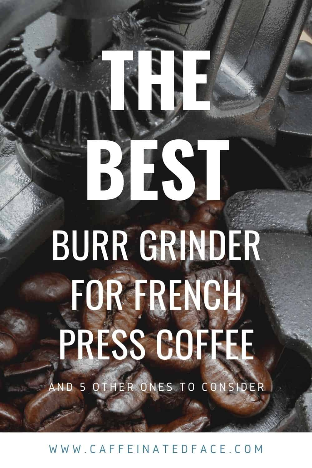 THE BEST BURR GRINDER FOR FRENCH PRESS