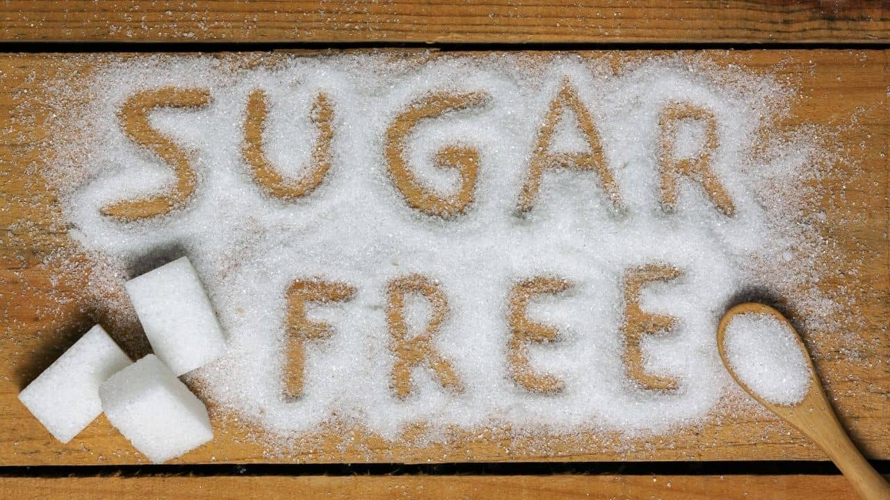 are k cups sugar free_