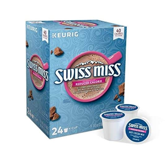 Swiss Miss Sensible Sweets Light Hot Cocoa K-Cups