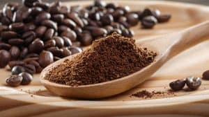 is ground coffee instant coffee