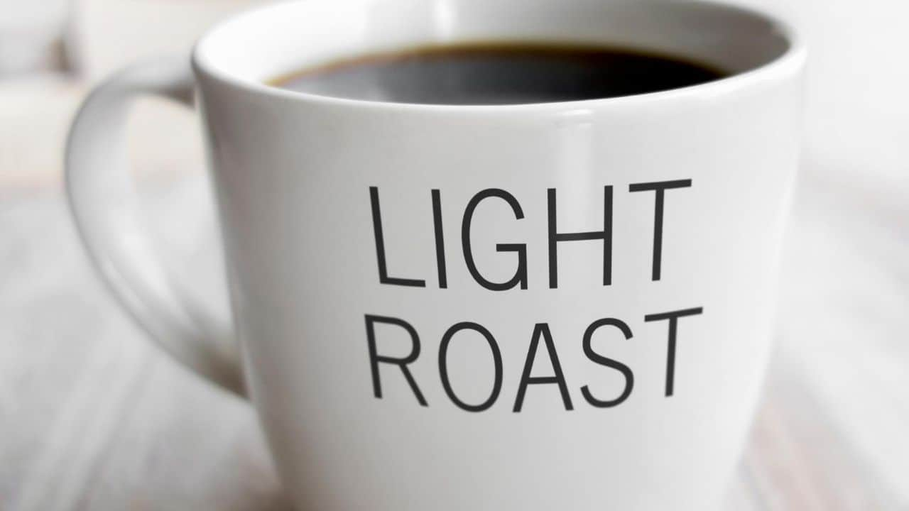 light roast coffee good for you
