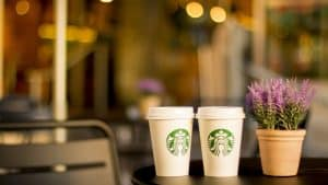 what to get at starbucks to wake you up