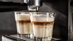 best espresso machine for latte