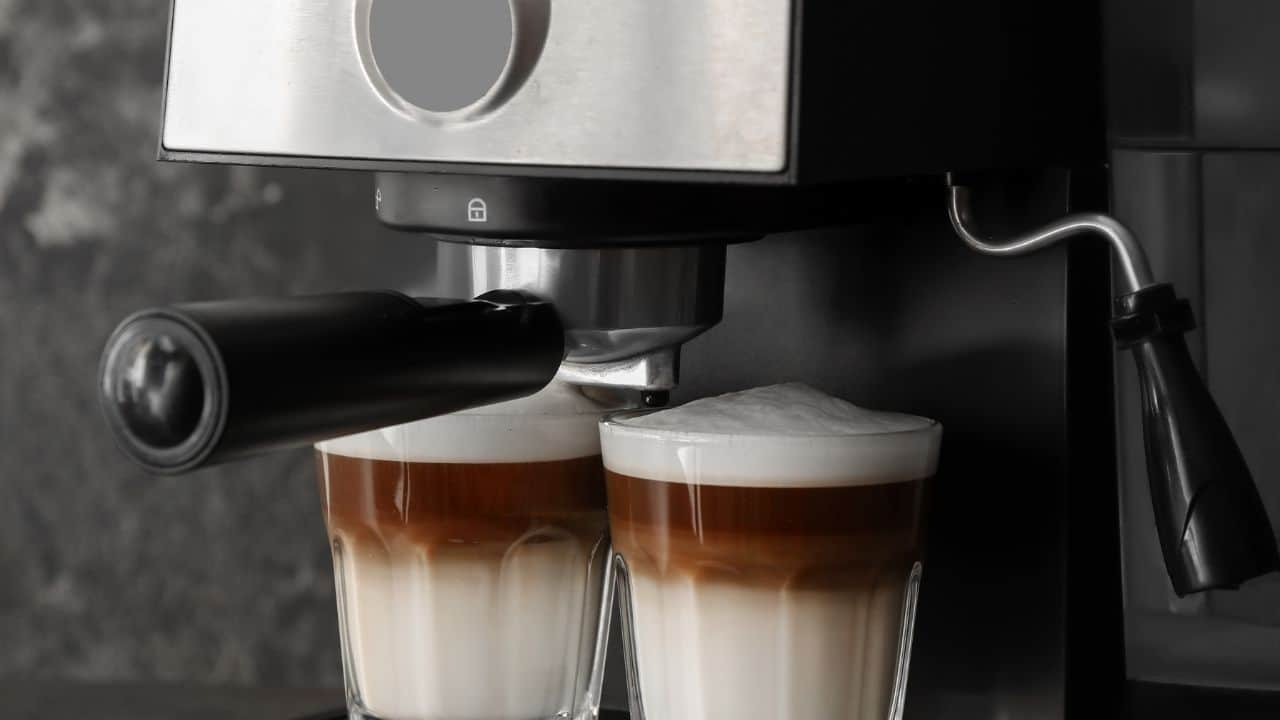best espresso maker with latte machine