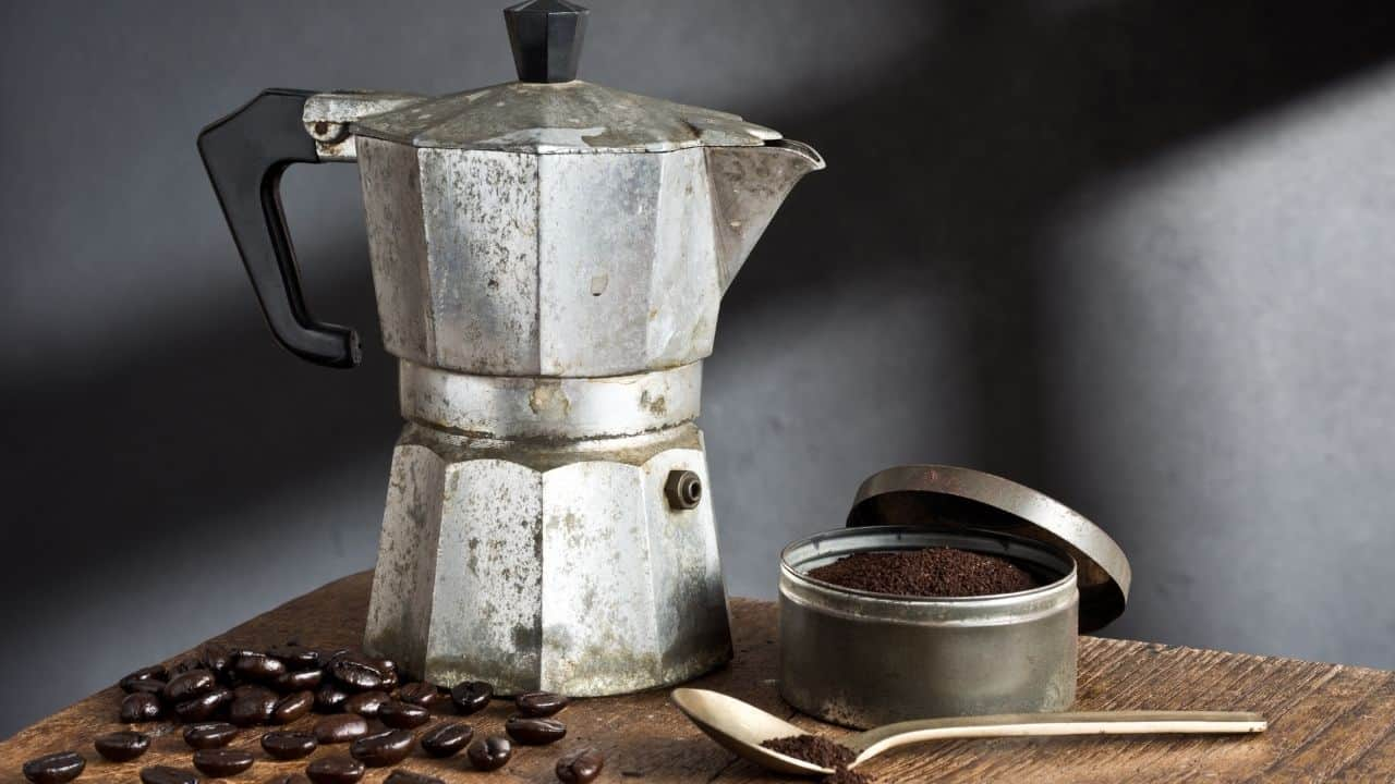 moka pot for espresso